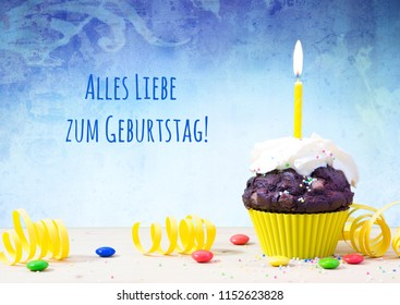happy birthday in german language