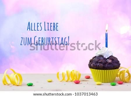 happy birthday in german language