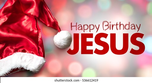 Happy Birthday Jesus Images Stock Photos Vectors Shutterstock