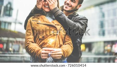 close eyes during love making