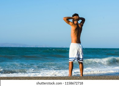 On beach the teens nude Baring It