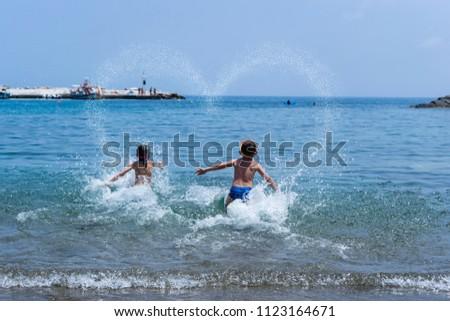 The Sea Around Them