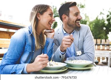 Dating en medarbetare restaurang