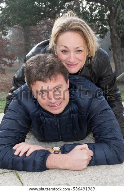 Mature pics outdoor Public sex
