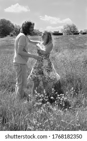 Happy Couple shoot with Dayna, 08/06/2014, London, Springfield Park, Katja Heber
