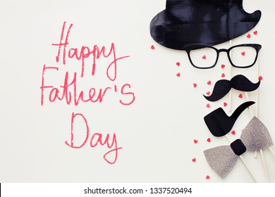 Happy Father´s Day greeting card