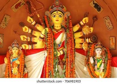 Happy Durga Puja,Goddess of hindu