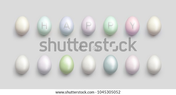 Happy Easter. Beautiful Holiday background.
