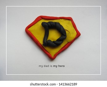 Happy father`s day! card design