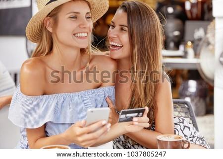 Hot lesbians having fun