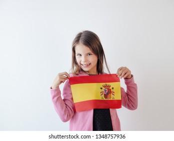 In spanish girl Girl, in