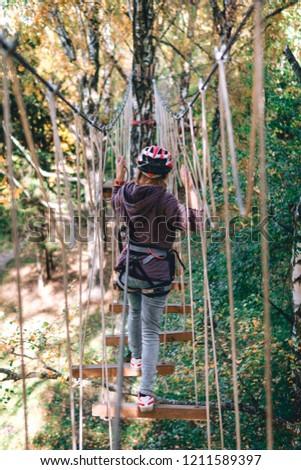 Happy Girl Women Climbing Gear Adventure Stock Photo (Edit Now ... e7536eadc0