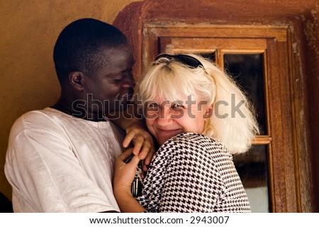 African american interracial