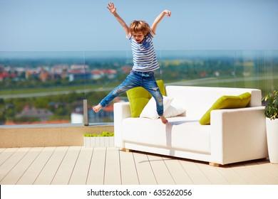 Terrasse Kinder Images Stock Photos Vectors Shutterstock
