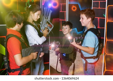 Laser Tag Kid Images, Stock Photos & Vectors | Shutterstock