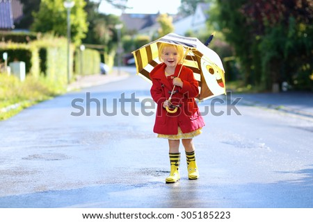 Happy Little Child Adorable Blonde Curly Stock Photo (Edit Now ... e1d6b8ac9a11