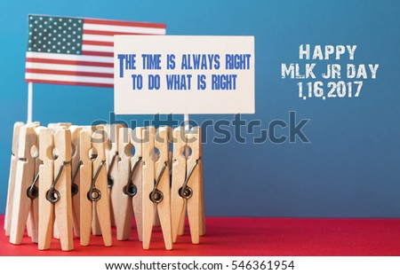 Happy Martin Luther King Day Background Stock Photo Edit Now