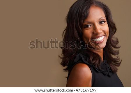 Mature african