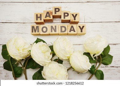 Happy Monday Flowers Images Stock Photos Vectors Shutterstock