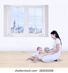 Astonishing Indian With Baby Images Stock Photos Vectors Shutterstock Caraccident5 Cool Chair Designs And Ideas Caraccident5Info