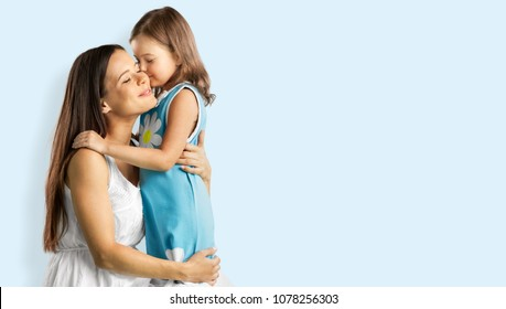 Happy Mother's and child