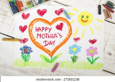 Drawings to draw for mothers day