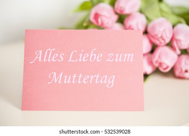 Happy Mother's Day (german)