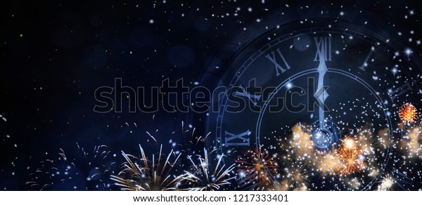 Happy New Year Editing Background 62