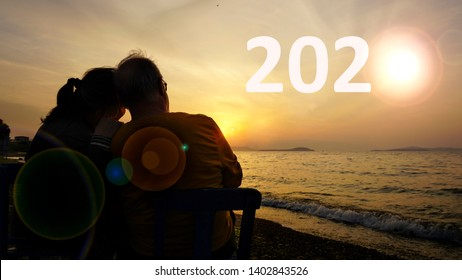 New year 2020 images love couple