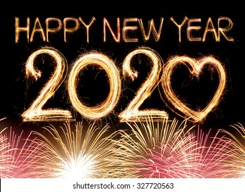 When Is New Years Eve 2020 Year 2020 Images, Stock Photos & Vectors | Shutterstock
