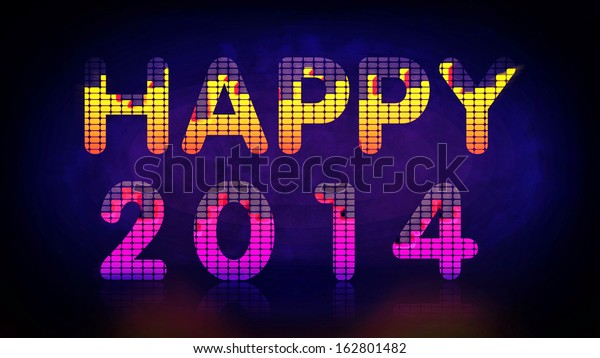 Happy New Year Editing Background 49