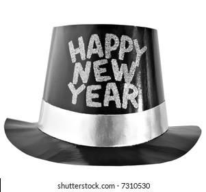New Years Hat Images Stock Photos Vectors Shutterstock