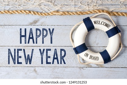 Happy New Year - welcome on board