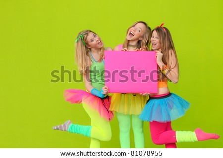 Neon Party Dresses for Teenagers