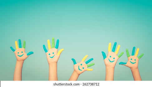 Happy Background Images Stock Photos Amp Vectors Shutterstock