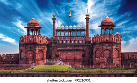 Happy Republic Day celebration Red Fort