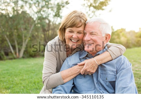 Mature couple love it hard and long