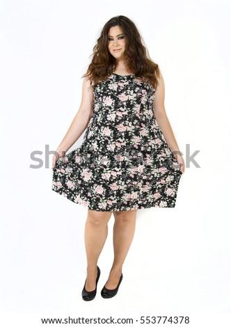 Chubby land women