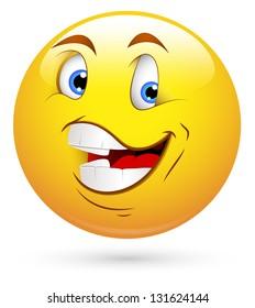 Happy Smiley Illustration