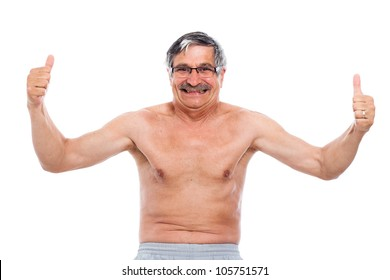 Naked Old People Images, Stock Photos & Vectors | Shutterstock