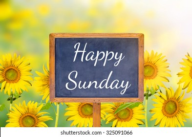 Happy Sunday Images Stock Photos Vectors Shutterstock