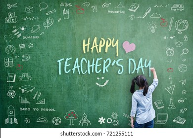 Teachers Day Images, Stock Photos & Vectors | Shutterstock