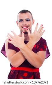Lesbin why wife says transvestites like coth