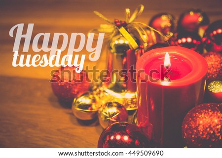 Happy Tuesday Word Two Set Lippers Stock Photo Edit Now 449509690