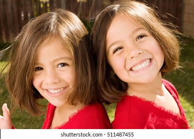 91c404bd3 Twin Sisters Images, Stock Photos & Vectors | Shutterstock