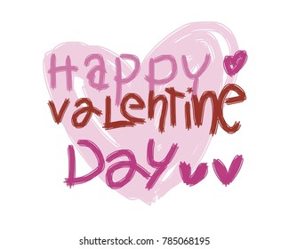 Happy Valentine Day 2018