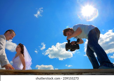 Happy wedding and the movie for memory