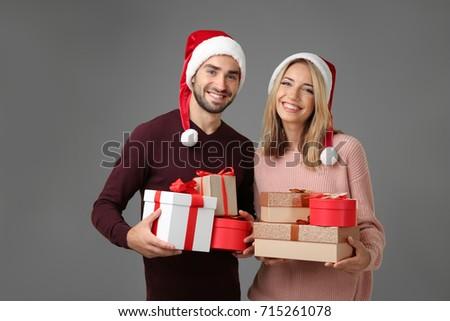Young couple christmas gift idea