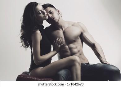 Ebony lovers fresh air sex