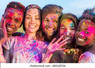 Holi Festival Images, Stock Photos & Vectors | Shutterstock